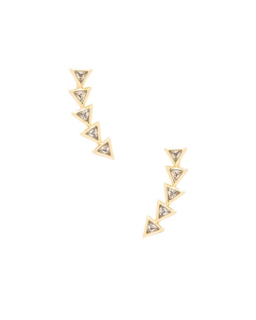 Gorjana | Metallic Vivienne Ear Climber | Lyst