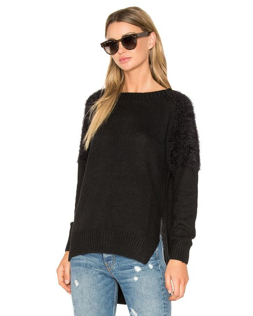 Line & Dot | Black Cypress Sweater | Lyst