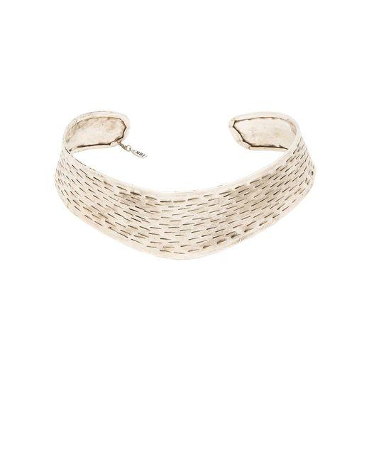 Natalie B. Jewelry   Metallic The Yev Collar   Lyst