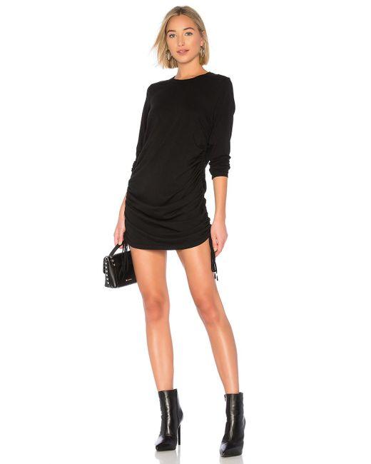Cotton Citizen - The Lisbon Shirt Dress In Black - Lyst