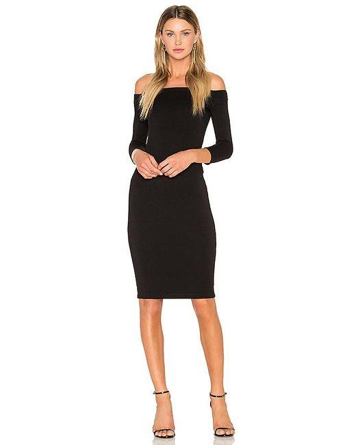 Bailey 44 - Black Broad Reach Dress - Lyst
