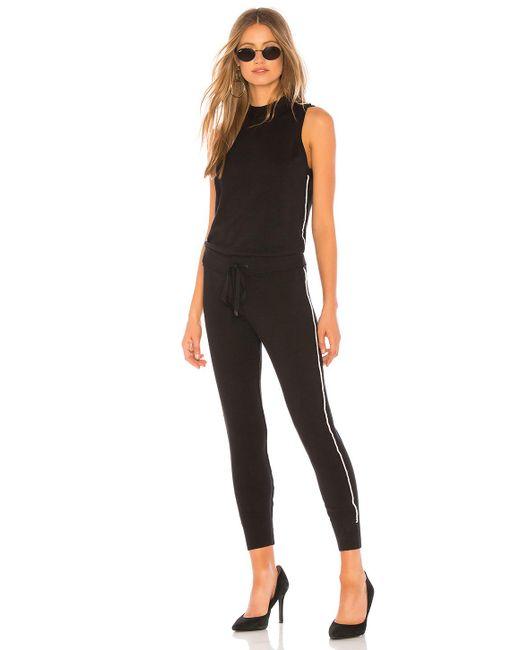 n:PHILANTHROPY - Black Laser Jumpsuit - Lyst