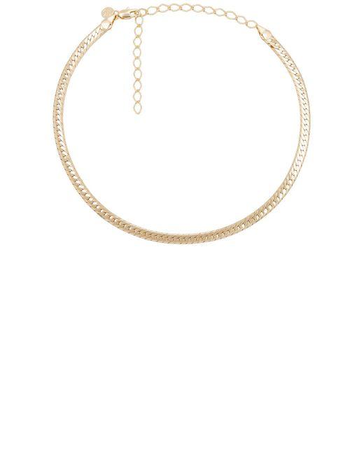 Child Of Wild - Metallic Sicily Herringbone Necklace - Lyst