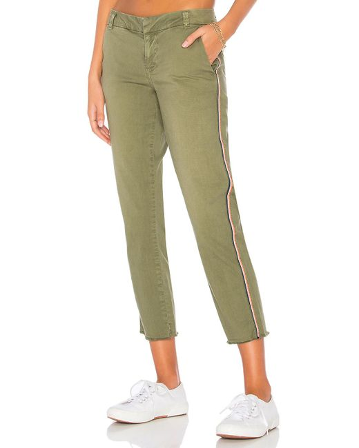 Sundry - Le Soleil Pant In Green - Lyst