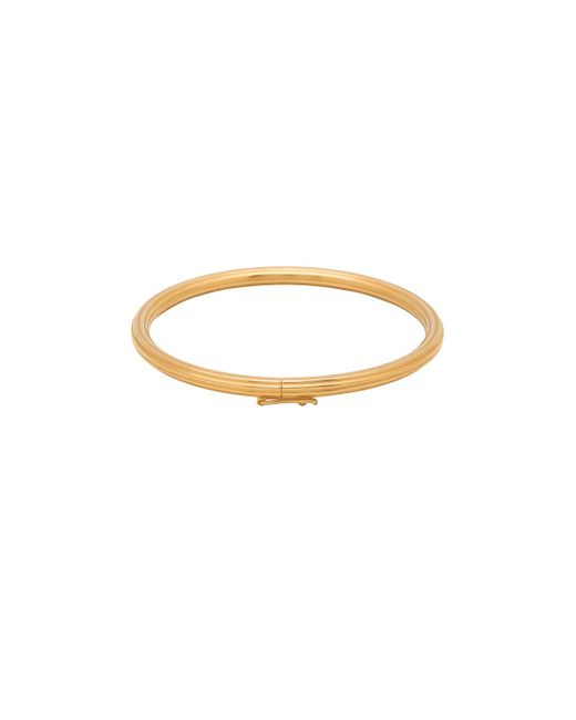 Amber Sceats - Blair Bracelet In Metallic Gold. - Lyst