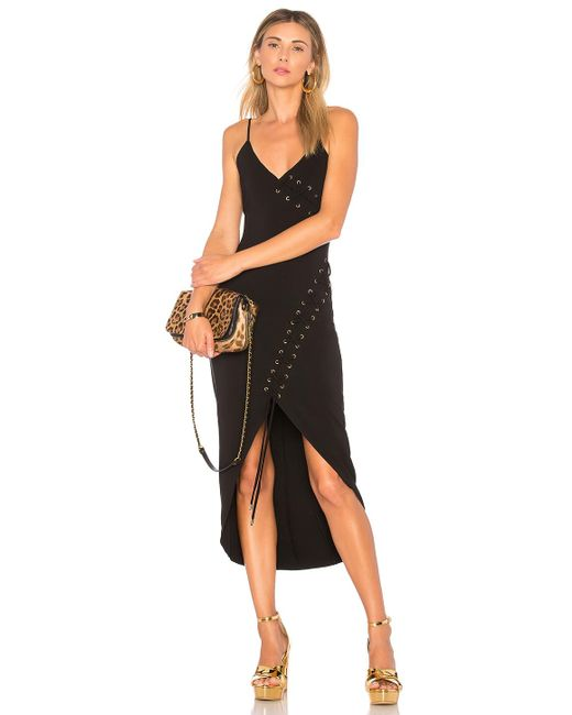 House of Harlow 1960 - X Revolve Carrie Dress In Black - Lyst