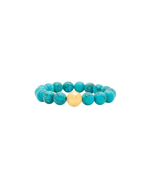 Gorjana - Blue Power Gemstone Statement Bracelet - Lyst