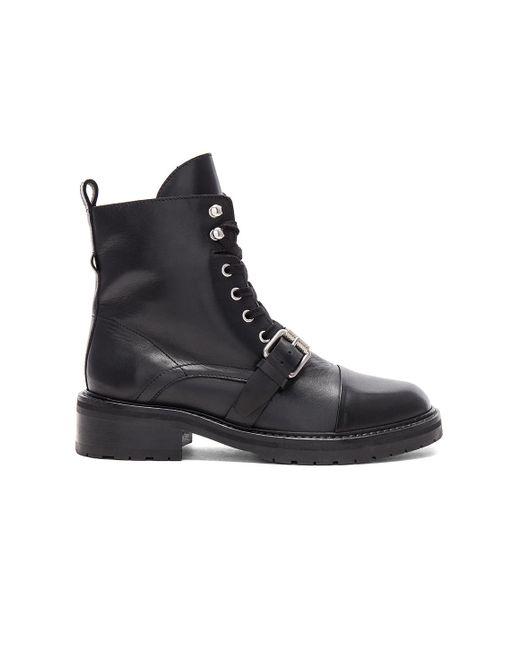 AllSaints   Black Donita Boot   Lyst