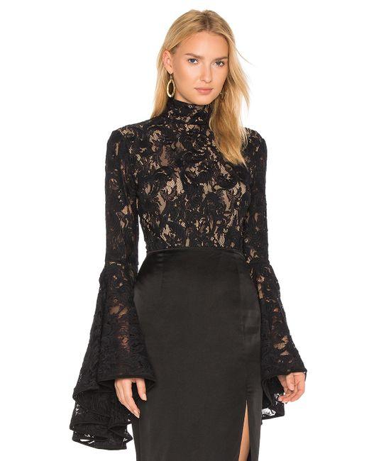 Misha Collection   Black Lolita Lace Body   Lyst
