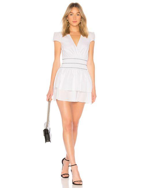 Donna Mizani - White Clara Dress - Lyst