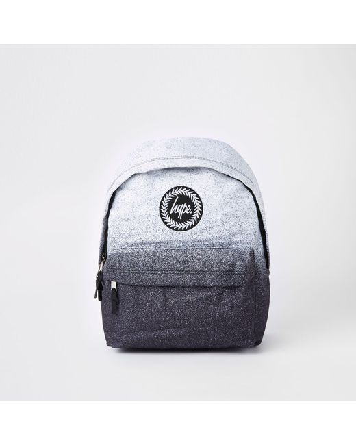 Hype - Black Speckle Fade Backpack for Men - Lyst ... f106508092154