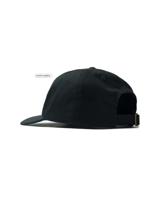 bdeadef6f11 Lyst - Stussy Sp19 Stock Low Pro Cap Black in Black for Men
