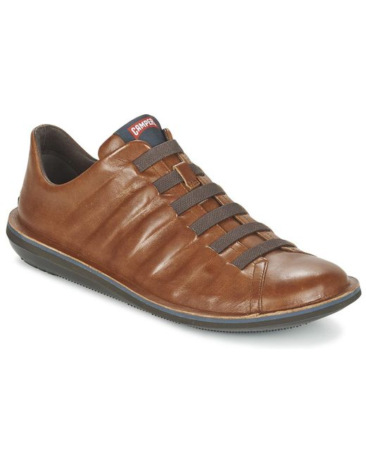 Camper - Brown Beetle Casual Shoes for Men - Lyst