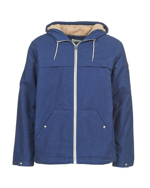 Quiksilver - The Wanna Men's Jacket In Blue for Men - Lyst