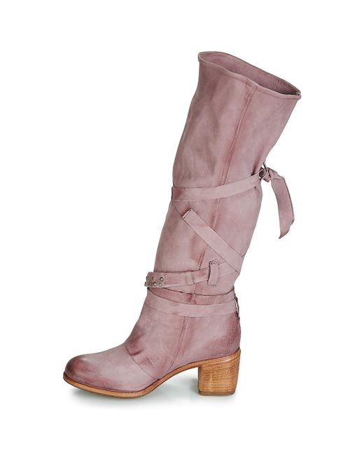 Lyst New Baltimora Airstep Boots A High 98 Pink S FXwwTqx8Z