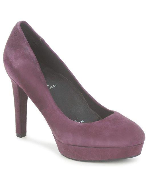 Rockport - Purple Jeanae Pump Court Shoes - Lyst