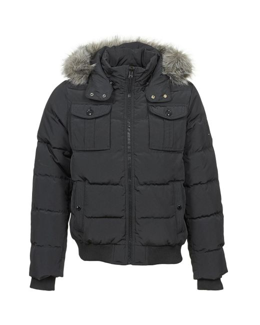 Tommy Hilfiger | Black Darredown Jacket for Men | Lyst