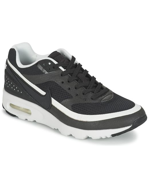 lyst nike air max pc ultra w scarpe (formatori) in nero per gli uomini.
