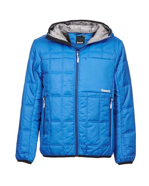 Bench - Blue Cornerstone Jacket for Men - Lyst