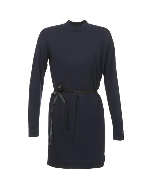 Tommy Hilfiger | Blue Guvera Dress | Lyst