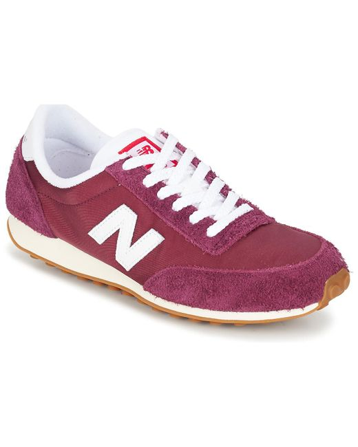 New Balance - Red U410 Shoes (trainers) - Lyst