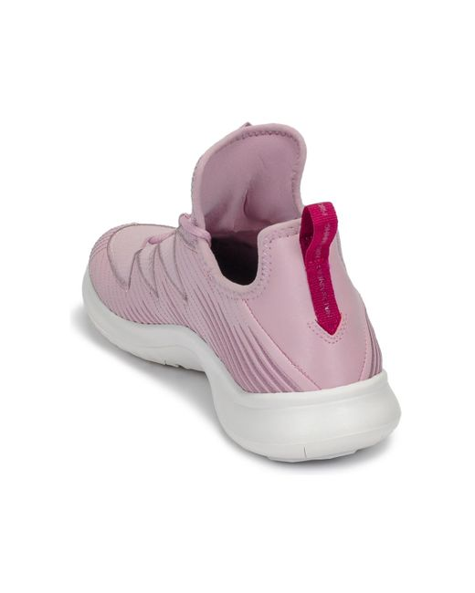 088484ef9a0 Nike Free Trainer 9 Women s Trainers In Pink in Pink - Lyst