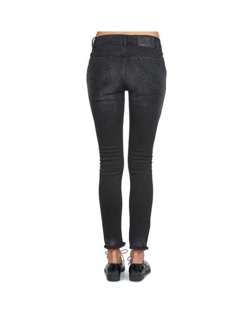 Rockout Skinny Jeans vintage black Volcom oTMPiK3o
