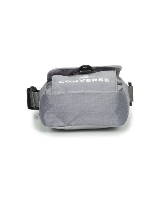 eac95e4062 ... Converse - Gray Cross Body 2 Pouch - Lyst ...