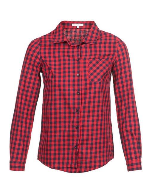 Moony Mood | Red Dagime Shirt | Lyst