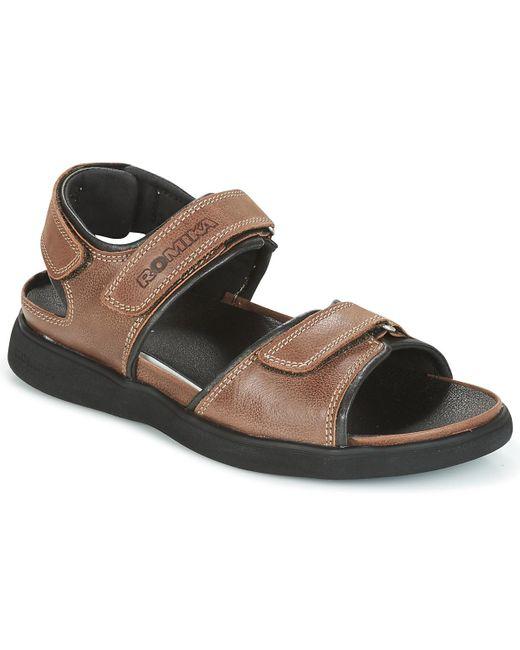 Romika - Natural Gomera Sandale 05 Sandals for Men - Lyst