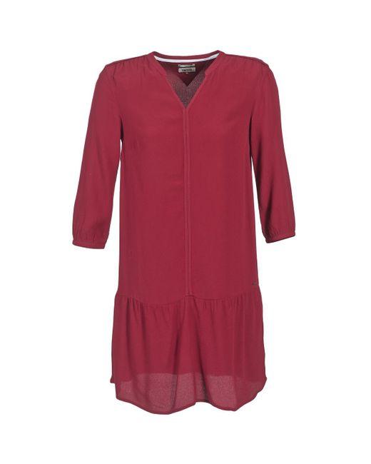 Hilfiger Denim - Red Lecouter Dress - Lyst