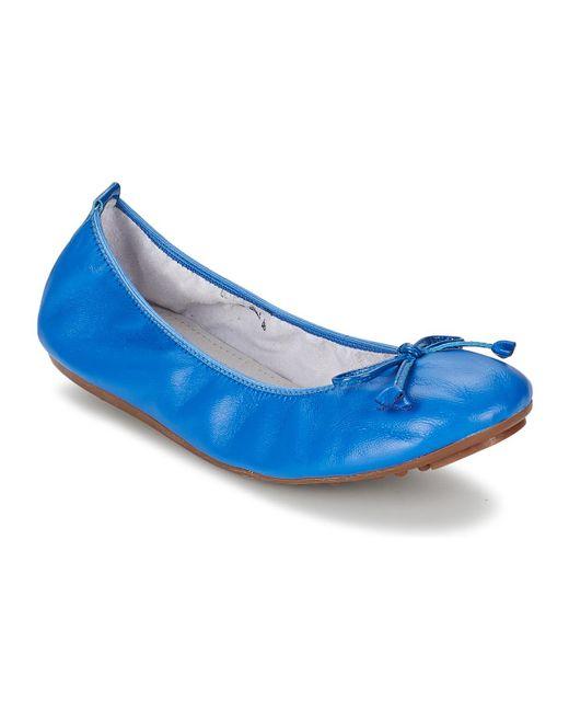 Mac Douglas | Blue Eliane Shoes (pumps / Ballerinas) | Lyst