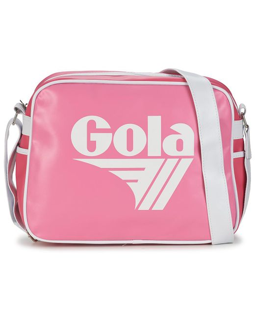 Gola - Pink Redford Messenger Bag - Lyst