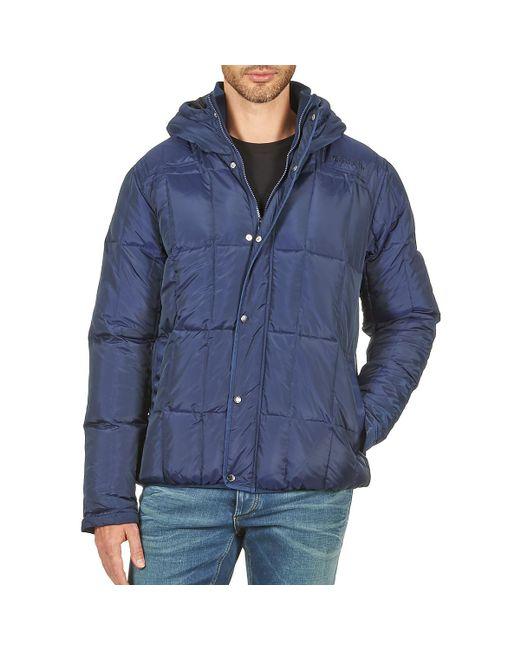 Bench - Blue Quota Jacket for Men - Lyst