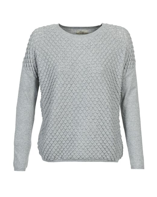 Betty London - Gray Fythony Sweater - Lyst