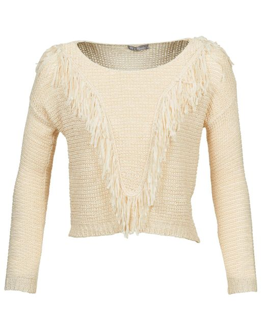 Betty London - Natural Caze Sweater - Lyst