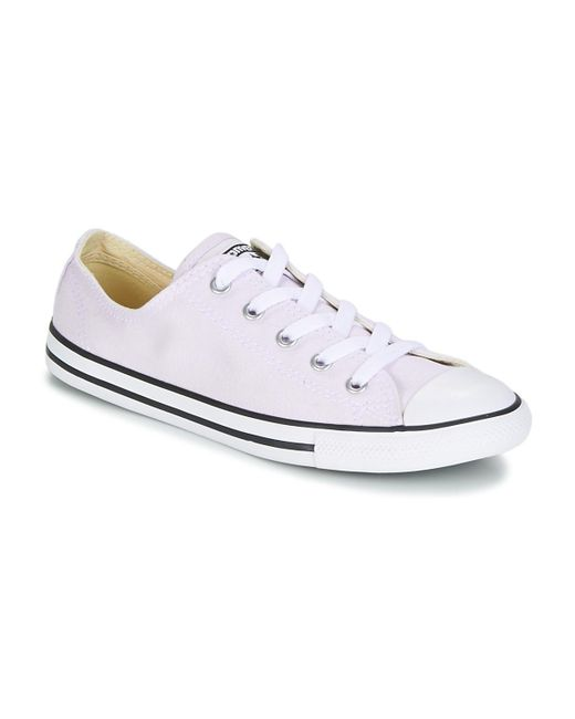 6433feaa2606fb Converse - Chuck Taylor All Star Dainty Ox Canvas Color Women s Shoes ( trainers) In ...