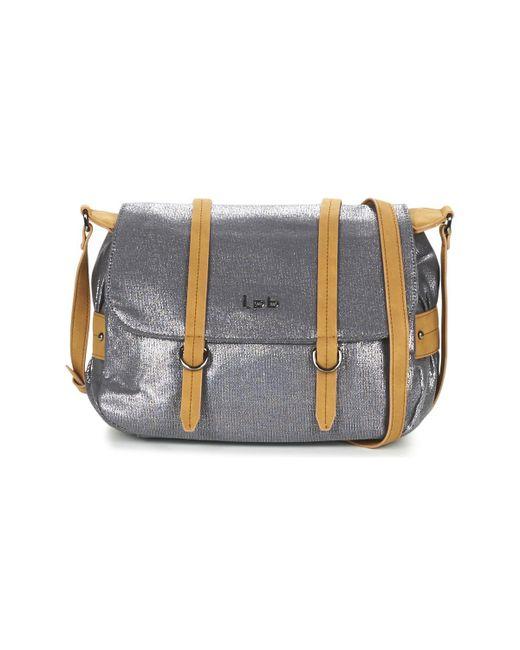 Les P'tites Bombes - Metallic Gloumoune Shoulder Bag - Lyst