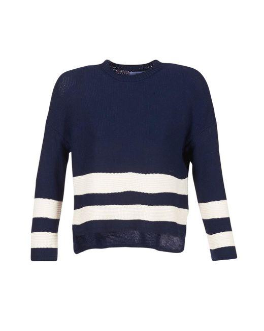 Loreak Mendian - Blue Marina Sweater - Lyst
