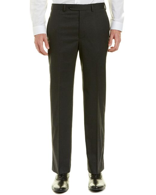Brooks Brothers - Gray Brooks Brother Madison Fit Wool-blend Trouser for Men - Lyst