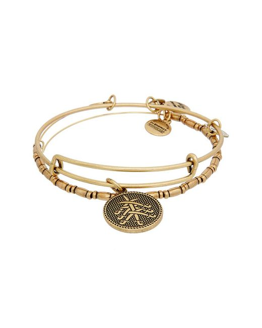 ALEX AND ANI - Metallic Set Of Seven Swords Bracelets - Lyst