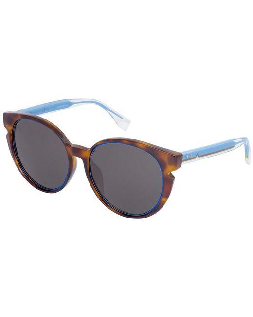 85b7b70087a Fendi - Multicolor 0142 f s 55mm Sunglasses - Lyst ...