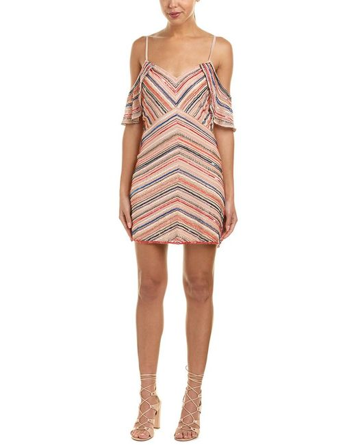 Parker | Natural Jerry Cocktail Dress | Lyst