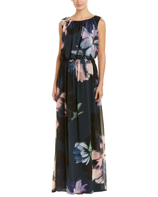 Kay Unger - Black Gown - Lyst
