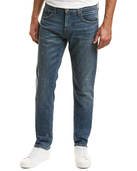J Brand - Blue Tyler Umbra Taper Slim Leg for Men - Lyst