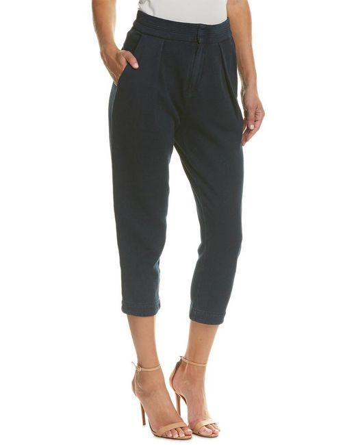 AG Jeans - Blue Rhom Indigo Knit Four Pant - Lyst