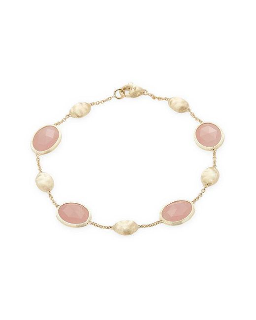 Marco Bicego - Pink Siviglia & Goyaba 18k Quartz Bracelet - Lyst