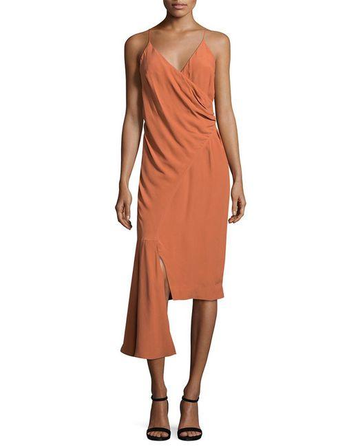 Keepsake - Multicolor Capture Solid Dress - Lyst