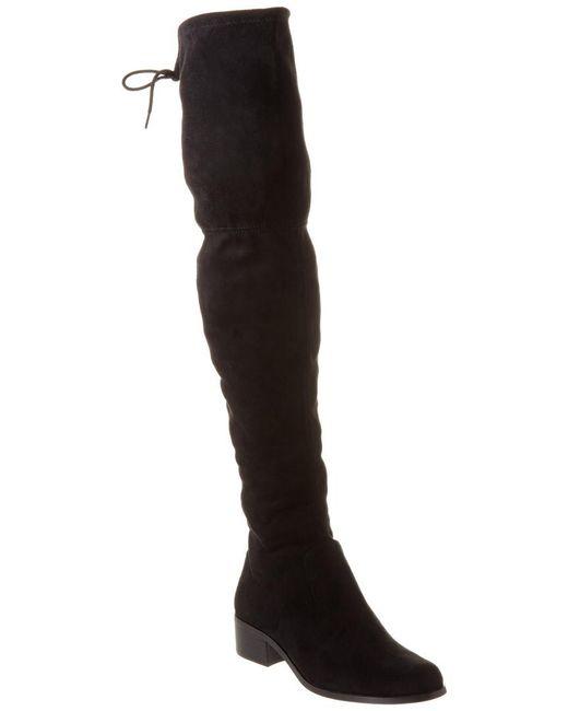 Charles David - Black Gunter Over-the-knee Boot - Lyst