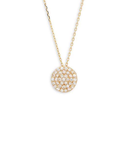 Suzanne Kalan - Metallic White Sapphire & 14k Necklace - Lyst